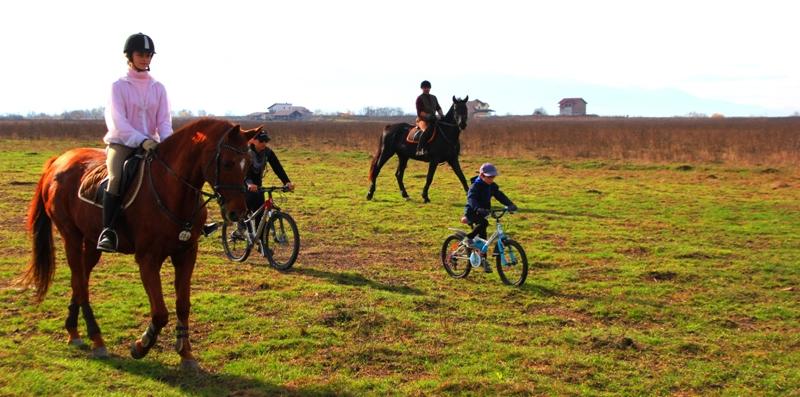 cicloturism si turism ecvestru