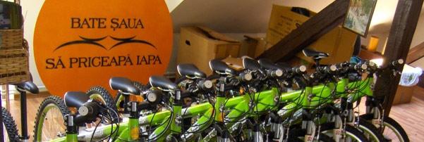 centrul de inchiriere biciclete si accesorii BateSaua