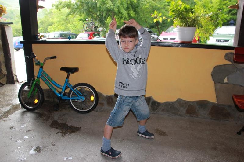 PLOP bicicleta de copii