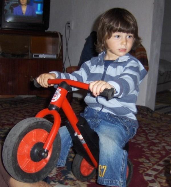 Tricicleta 1 an