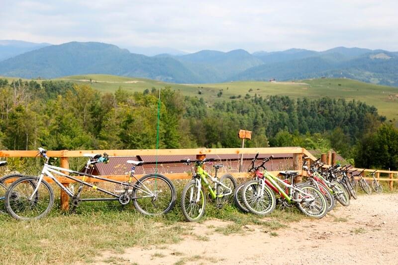 Tabere BateSaua vara copii biciclete ciclism cicloturism