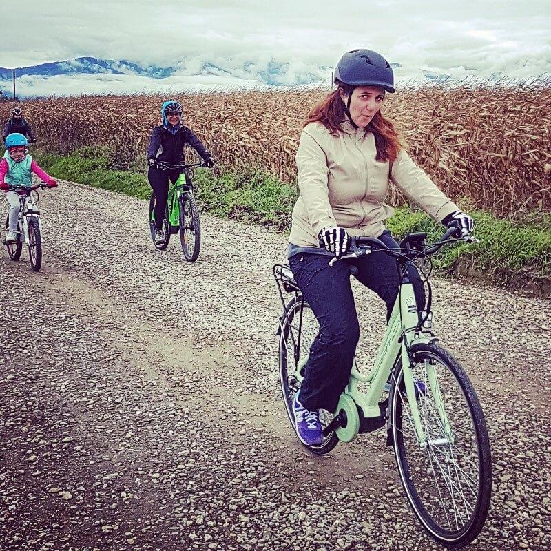 echipament ciclism sau normal sport