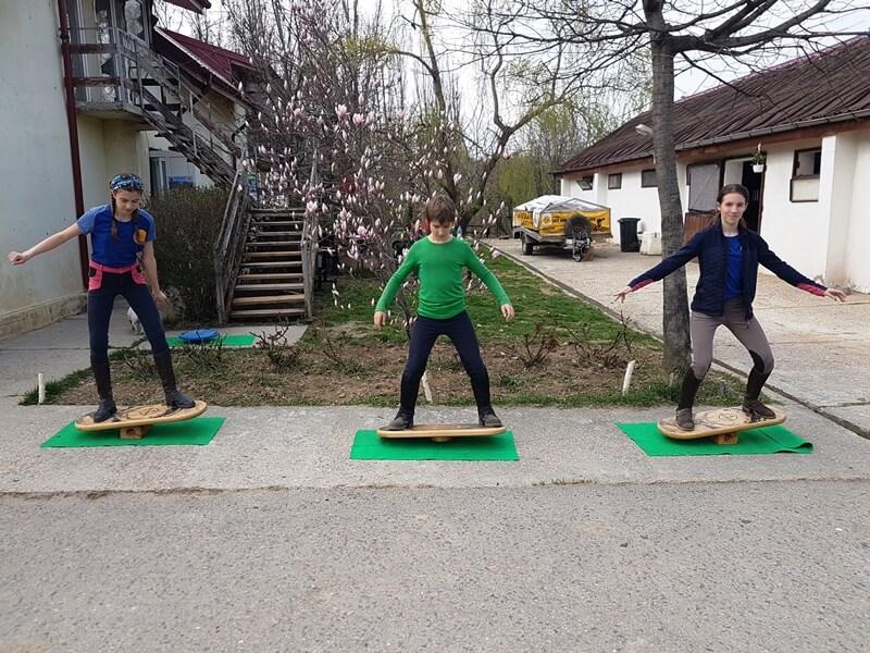 placile de echilibru dezvolta tehnica unui echilibru total