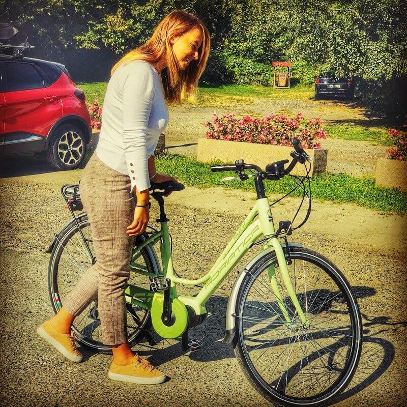 prima ta bicicleta de trekking