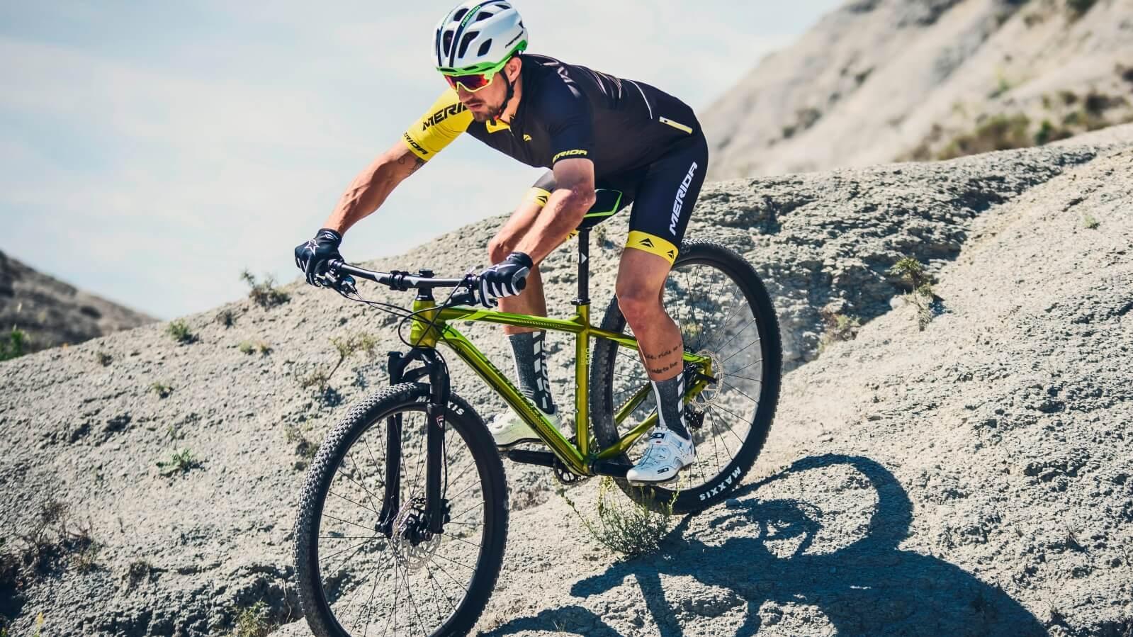 bicicleta merida munte