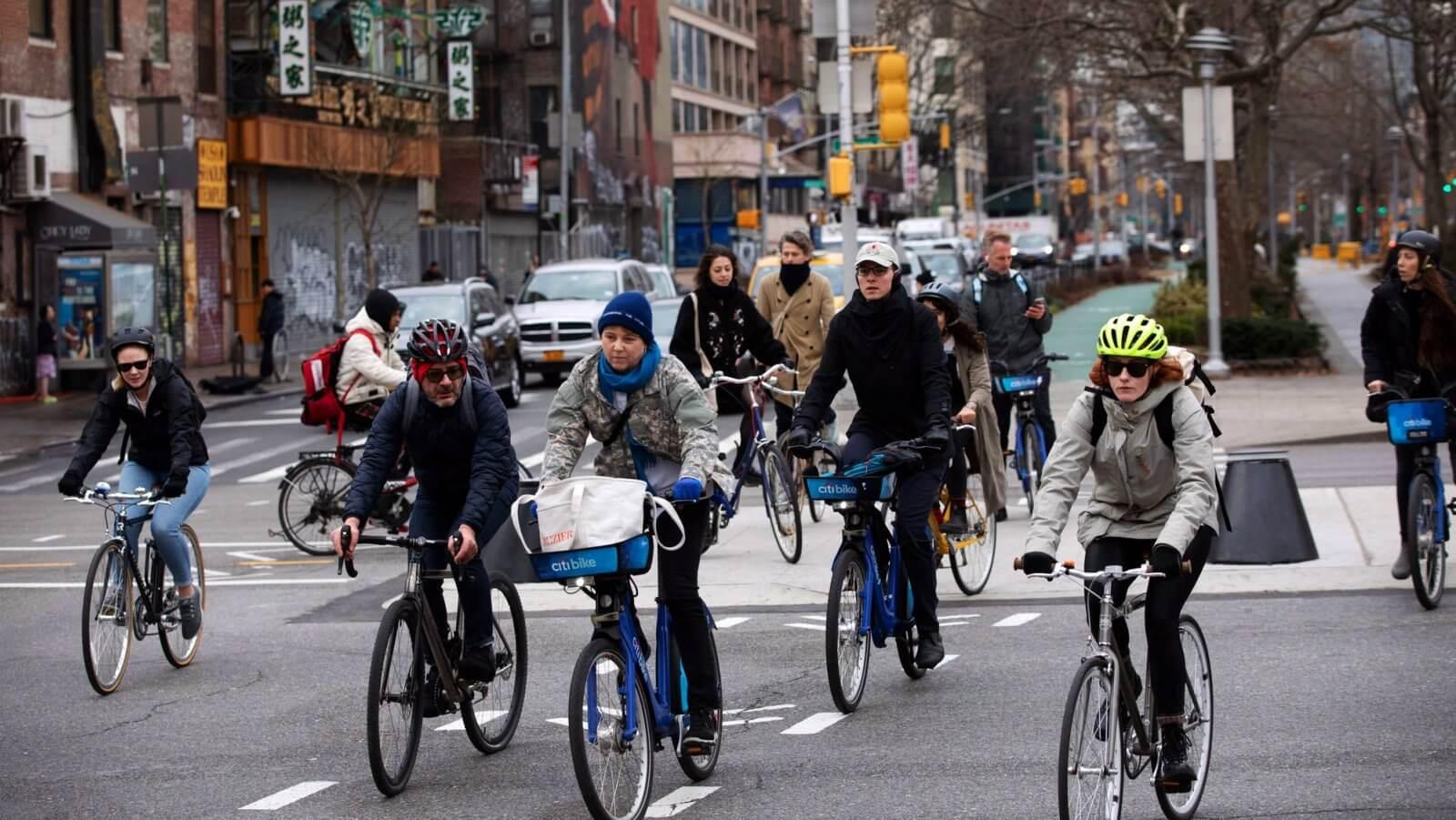 biciclismul urban