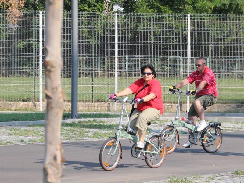 initiere pedalare adulti
