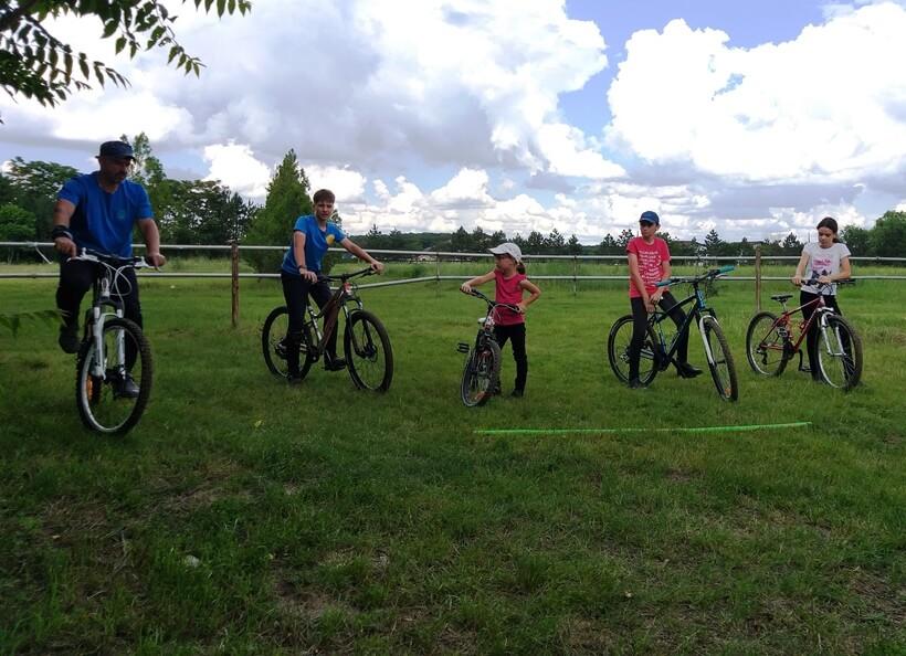 initiere pedalare copii