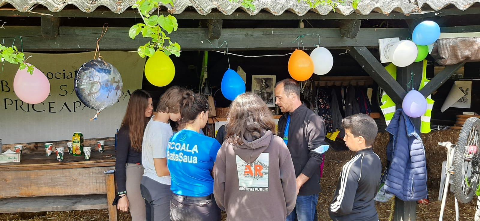 petreceri aniversare la Clubul BateSaua