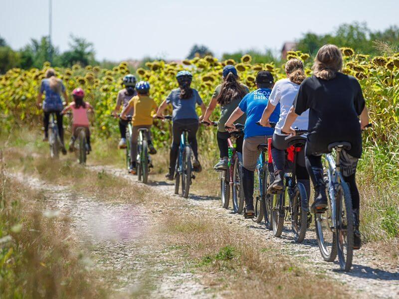 cu bicicletele prin Tara Fagarasului