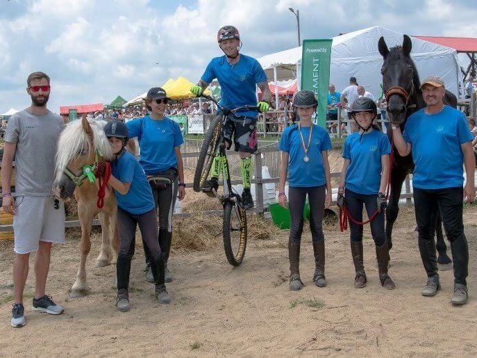 competitii de working equitation